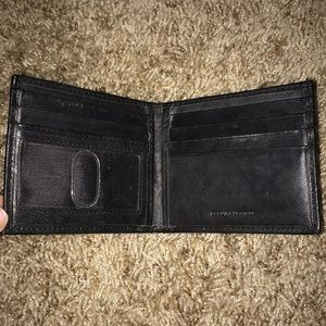Men's Black Wallet